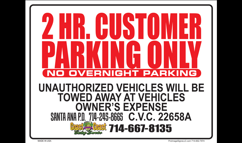 customer-parking